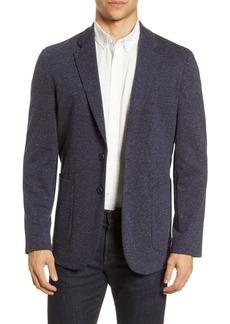 Nordstrom Trim Fit Essential Knit Blazer