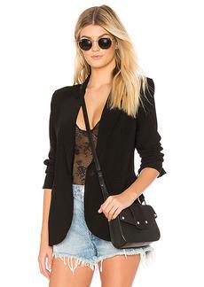 Norma Kamali Single Breasted Jacket