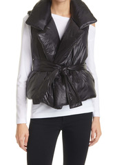 Norma Kamali Sleeping Bag Vest