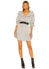 Norma Kamali X REVOLVE Hooded Cargo Jacket