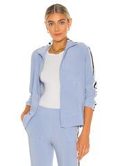 Norma Kamali x REVOLVE Side Stripe Turtle Jacket