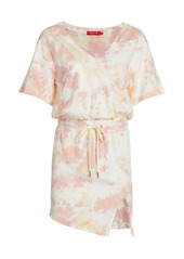 n:Philanthropy Bali Tie-Dye Drawstring Dress