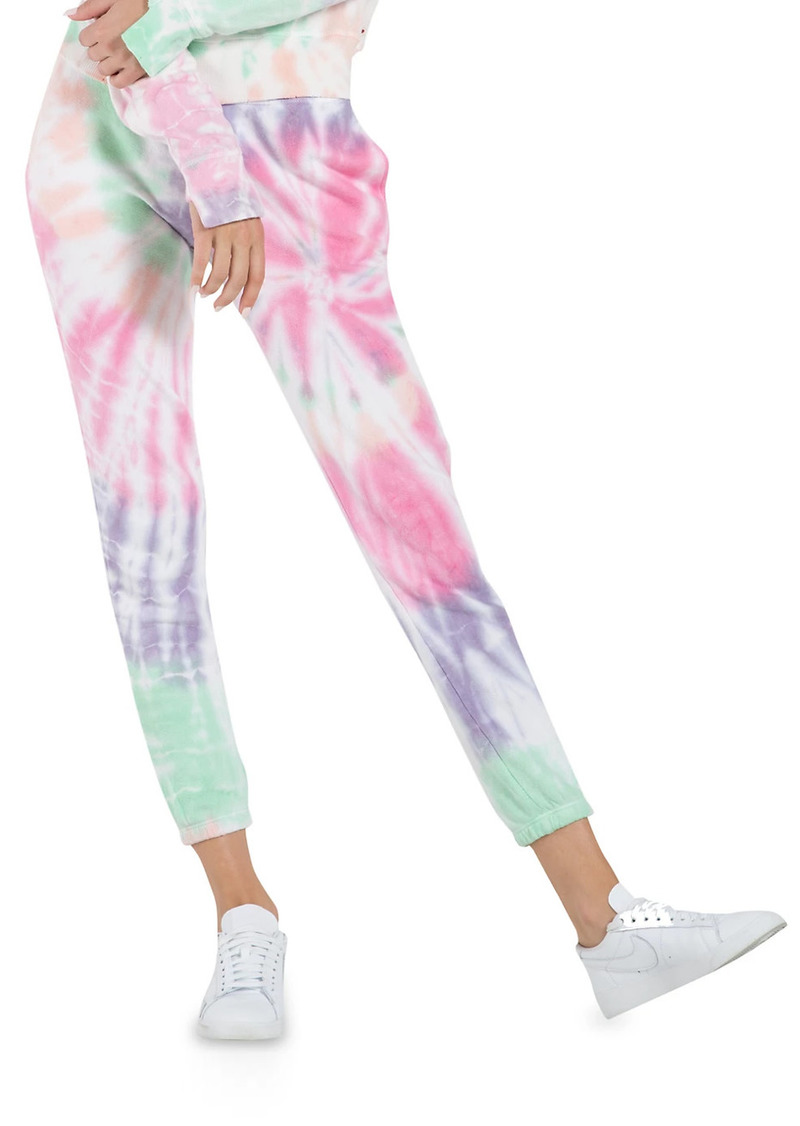 n:Philanthropy It Was All A Dream Night Tie-Dye Joggers