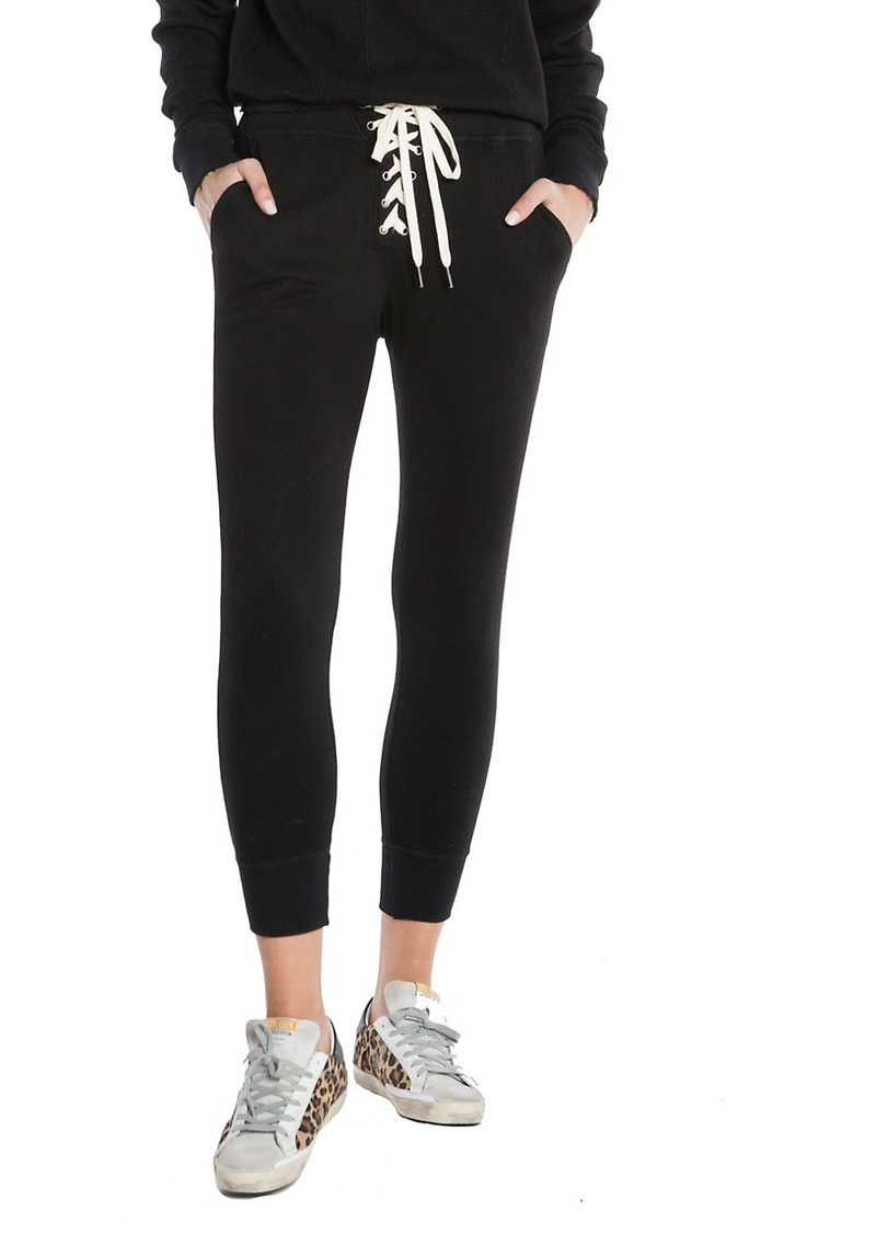 n:Philanthropy Mila Lace-Up Detail Joggers