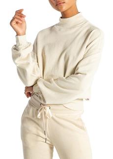 n:PHILANTHROPY Daze Mock Neck Sweatshirt