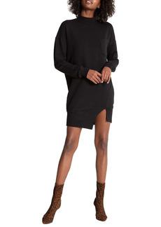 n:PHILANTHROPY Pari Mock Neck Long Sleeve Minidress