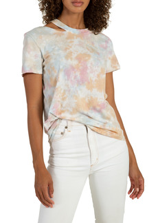 n:PHILANTHROPY Zander Tie Dye Cutout T-Shirt