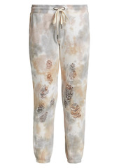 n:Philanthropy Road Tie-Dye Distressed Joggers