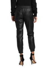 n:Philanthropy Scarlett Faux Leather Joggers