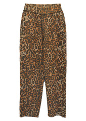 NSF Clothing Clarence Leopard Print Track Pants