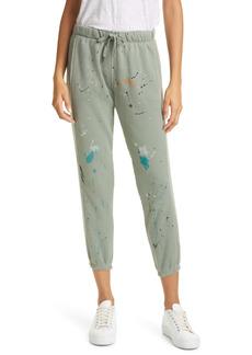 NSF Clothing Paint Splatter Sweatpants