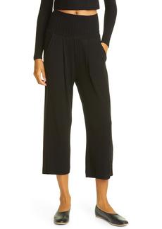 NSF Clothing Russ Rib High Waist Pants