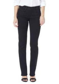 Petite Women's Nydj Marilyn Straight Leg Jeans
