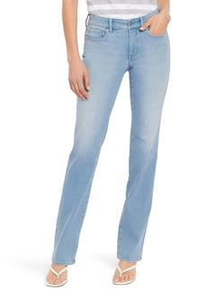NYDJ Marilyn Stretch Straight Leg Jeans (Regular & Petite)