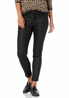 NYDJ Women's Petite Size Alina Skinny Faux Suede Jeans  18P