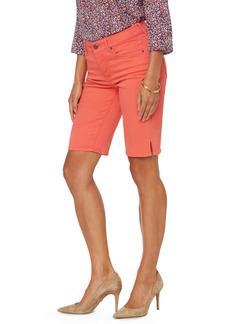 Petite Women's Nydj Briella Shorts