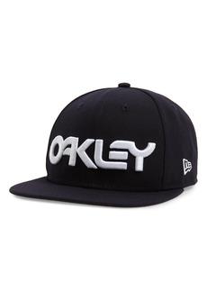 Men's Oakley Mark Ii Embroidered Baseball Cap - Blue