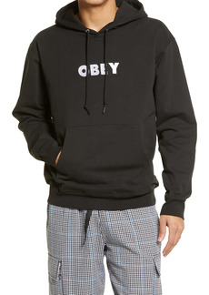 Obey Logo Hoodie
