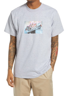 Obey No News is Good News Graphic Tee