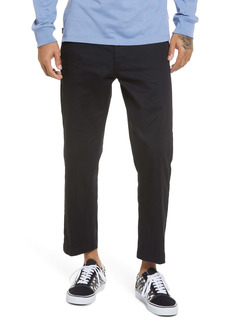 Obey Straggler Flooded Chino Pants