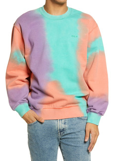 Obey Sustainable Tie Dye Sweatshirt