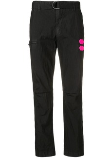 Off-White D-ring belt trousers