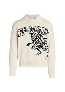 Off-White For The Nature Elfin Sweater