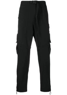 Off-White straight-leg cargo trousers