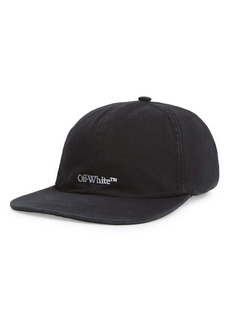 Off-White Bookish Baseball Cap