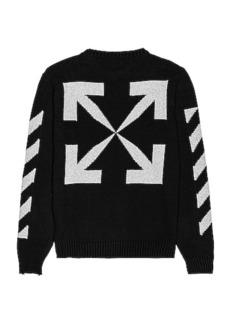OFF-WHITE Crewneck Sweater