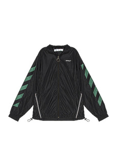 OFF-WHITE Diag Nylon Jacket