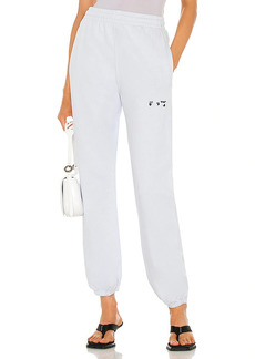 OFF-WHITE Logo Slim Sweatpant