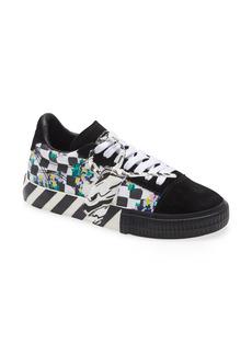 Off-White Vulcanized Low Top Sneaker (Women)