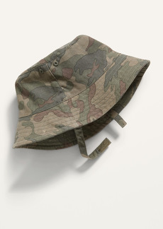 Old Navy Canvas Camo Bucket Hat for Baby