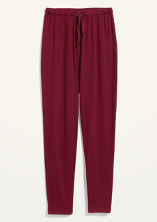 Old Navy Cozy Plush-Knit Lounge Pants for Women