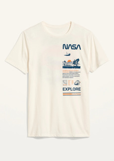 Old Navy NASA Gender-Neutral Graphic Tee for Adults