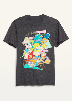 Old Navy Nickelodeon&#153 Cartoon Gender-Neutral Graphic Tee for Adults