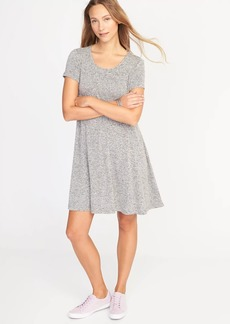 Old Navy Plush-Knit Swing Dress for Women