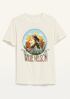 Old Navy Willie Nelson&#153 Gender-Neutral Graphic Tee for Adults