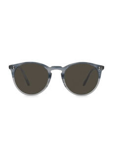 Oliver Peoples O'Malley 48MM Phantos Sunglasses