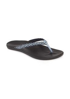 OluKai Ho Opio Flip Flop (Women)