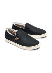 OluKai Pehuea Heu Genuine Shearling Slip-On Sneaker (Women)