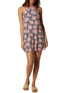 O'Neill O'Neil Morette Floral Print Minidress