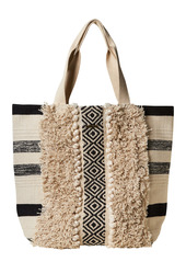 O'Neill Jacquard Accent Tote Bag