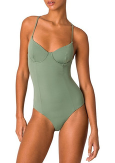 Onia Chelsea One-Piece Swimwear