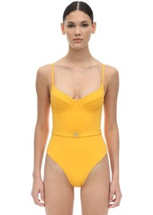 WeWoreWhat Danielle One Piece Swimsuit