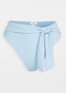 Onia Anais Tie Bikini Bottoms