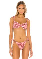 onia Louisa Bikini Top