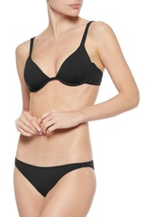 Onia Woman Ashley Low-rise Bikini Briefs Black