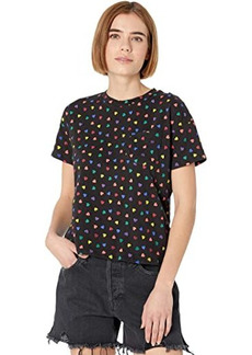 Only Hearts Pride Organic Cotton Short Sleeve Pocket Tee